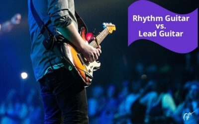 Rhythm and lead guitar – What is the difference